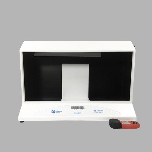 上海黄海药检SC-4000A澄明度检测仪