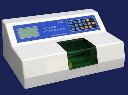 黄海药检YPD-200C型片剂硬度仪