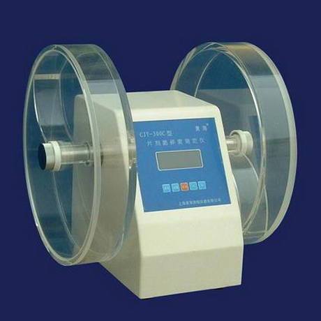 黄海药检CJY-300C型片剂脆碎度检测仪