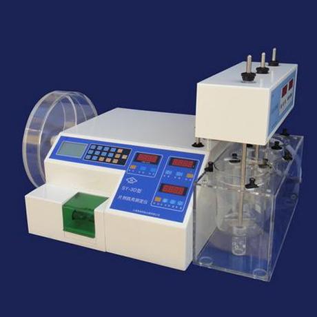 上海黄海药检SY-3D型片剂四用测试仪